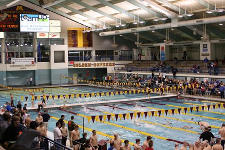 Boys Swimmers Participate At State Meet