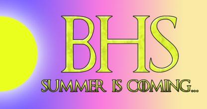 BHS Summer Around Corner